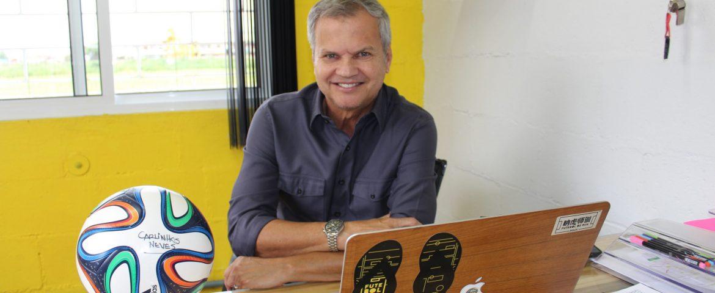 Social: Futebol de Rua inicia ações em sua sede