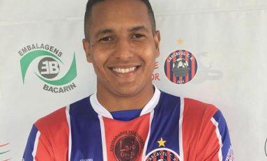 Paranaense2020: artilheiro faz último jogo pelo CascavelCR