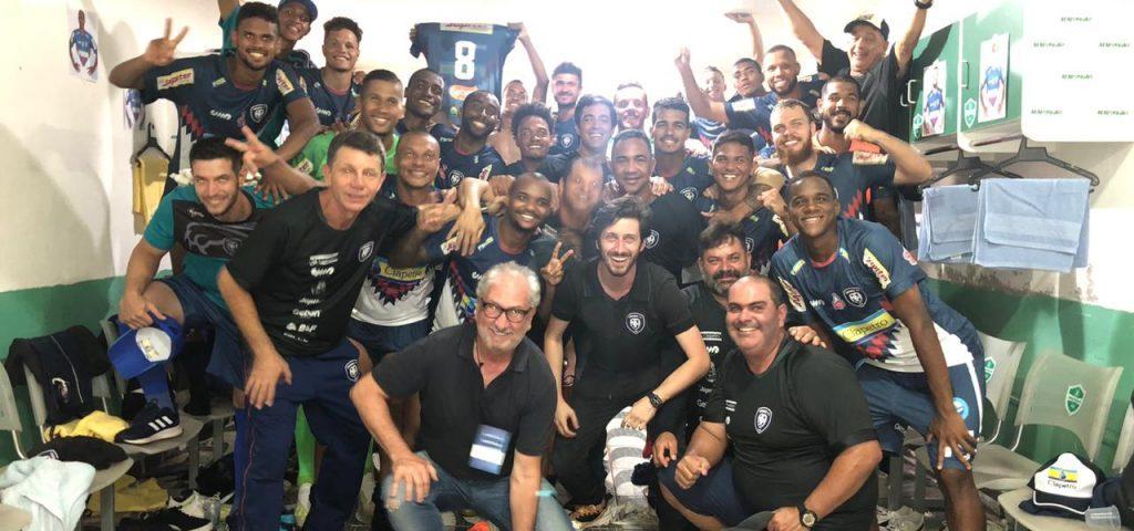 Paranaense2020: Cianorte celebra vaga na Série D