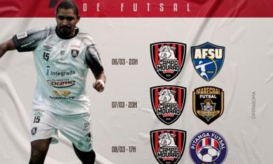 Futsal: Copa Pitanga movimenta equipes