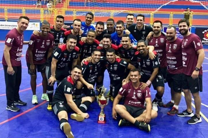 Futsal: Campo Mourão fatura a Copa Pitanga