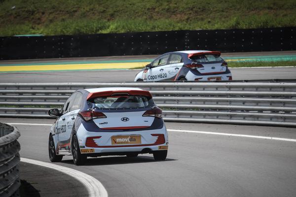 Motor: HB20 fecha testes para a temporada