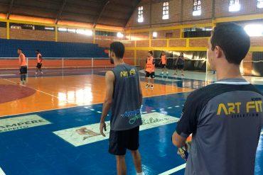 Futsal: técnicos acreditam no retorno em breve