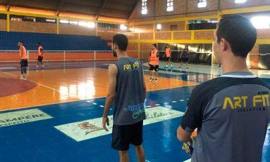 Futsal: Ampére estreia contra o bicampeão