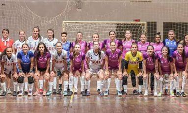 Futsal: Meninas de Pato querem a Liga Nacional