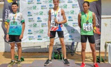 Atletismo: paranaense crava novo recorde brasileiro