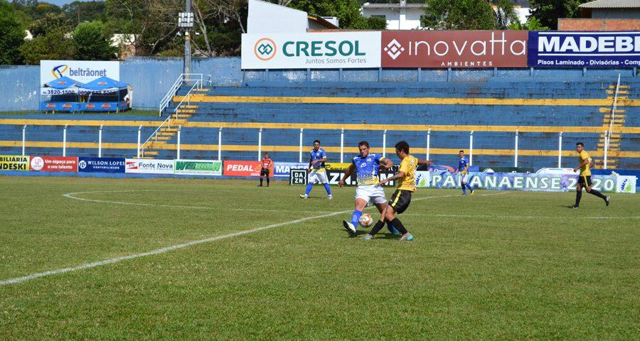Futebol: Beltrão começa arrasador na Copa Sudoeste