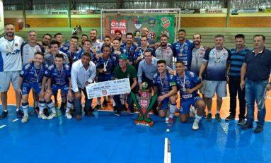 Futsal: Joaçaba fica com título da Copa Chopinzinho