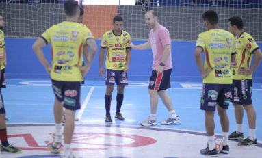 Futsal: Cascavel pronto para estreia no estadual