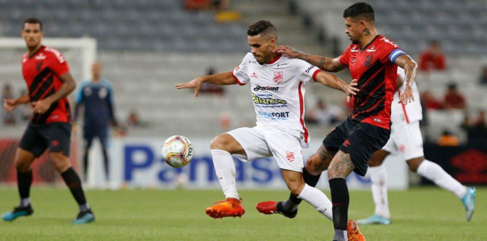 Paranaense2020: Rio Branco perde e complica vaga