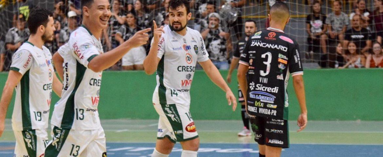 Futsal: Marreco vence amistoso