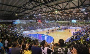 Futsal: Foz entre os melhores paranaenses no 'torcidômetro' da LNF