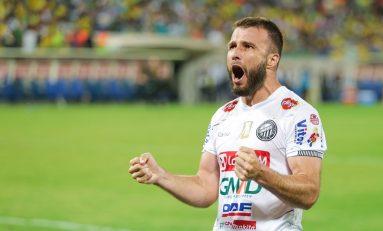 Futebol: Bruno Batata deixe o Operário
