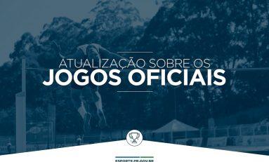 Geral: Estado mantém objetivo de realizar Jogos Oficiais