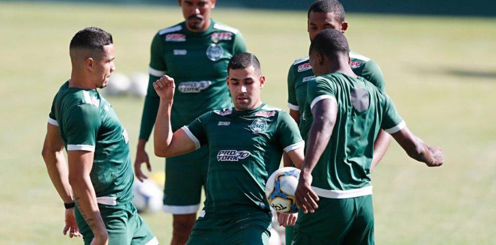 Futebol: Coxa planeja volta aos trabalhos
