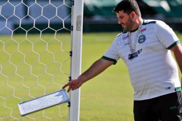 Futebol: Barroca quer começar de novo