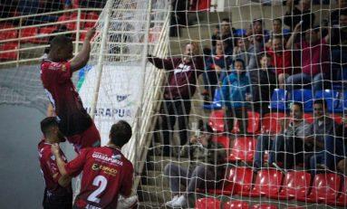Futsal: CAD expõe situação do projeto e auxílio a patrocinadores