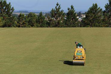 Futebol: Operário segue recuperação de gramados