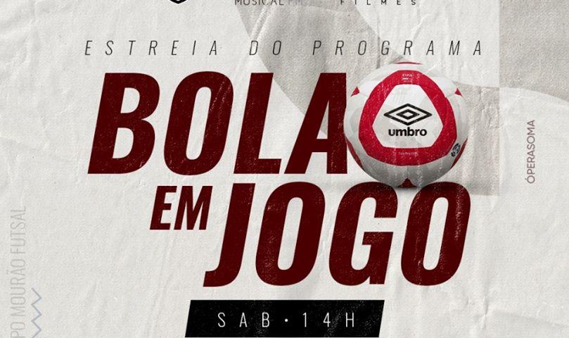 Futsal: ACMF estreia programa no Facebook
