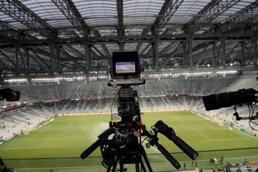Futebol: MP altera direitos de transmissão na tv