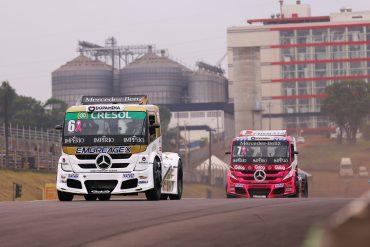 Copa Truck confirma etapa em Cascavel neste sábado