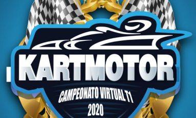 Virtual: Kart Motor abre inscrição do Brasileiro