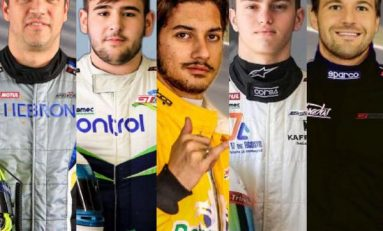 Motor: cinco pilotos disputa bi da Sprint Race