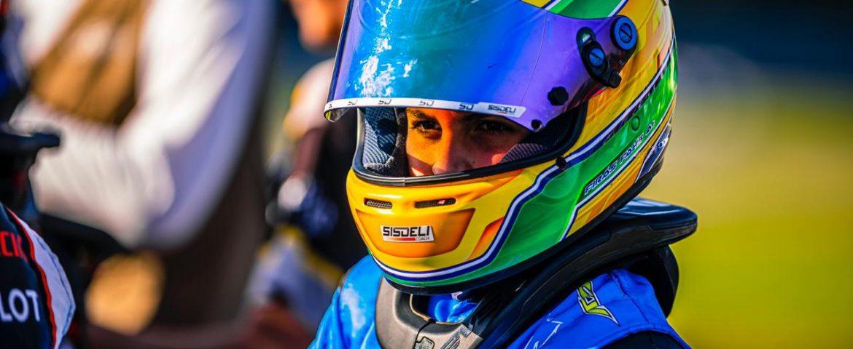 Kart: Firás Fahs prioriza provas no Speed Park