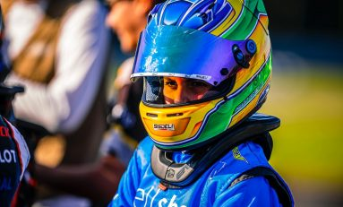 Kart: Firás Fahs prioriza provas no Speed Park