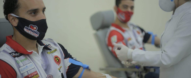 Futsal: Cascavel faz campanha por doação de sangue