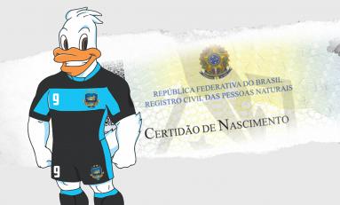 Futsal: Pato vai escolher nome para mascote