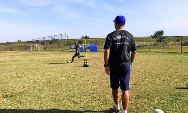 Futebol: Cianorte segue sistema de treinos isolados