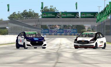 e-Sports: Bruno Fernandes é campeão e vai pilotar carro de verdade