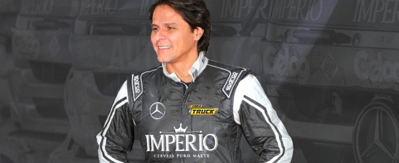 Copa Truck: Valdeno Brito é o novo piloto da AM Motorsport