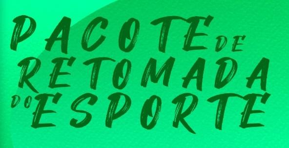 Governo anuncia pacote de retomada do esporte no estado