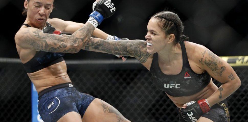 UFC: Amanda Nunes defende cinturão
