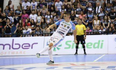 Futsal: Pato confirma mais uma saída de atleta