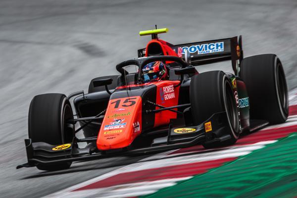 Fórmula2: Drugovich acelera para a segunda etapa