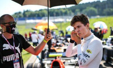 Fórmula 2: Drugovich larga da quinta fila na Áustria