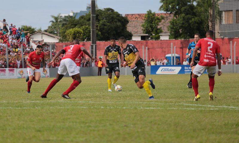 Futebol: Federação confirma jogo entre Rio Branco e FCCascavel