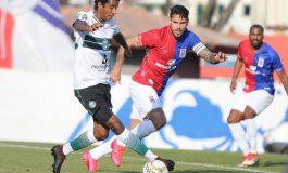 Futebol: Coxa joga o segundo tempo e vence o Paraná