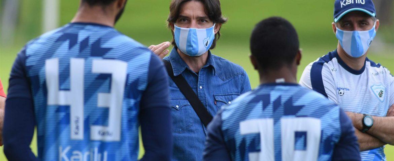 Futebol: Londrina retoma treinos presenciais