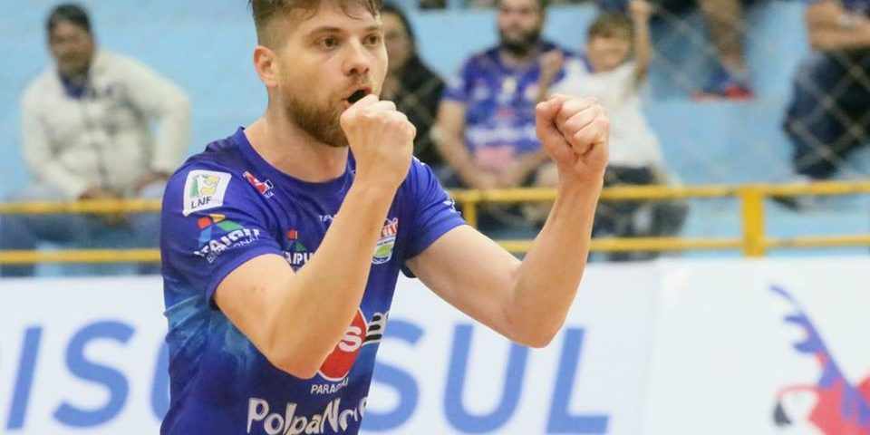 Futsal: Trentin troca o Foz pela Itália