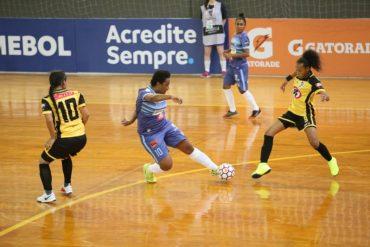 Futsal: meninas entram em quadra a partir de setembro