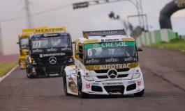 CopaTruck: Mercedes lidera entra as montadoras