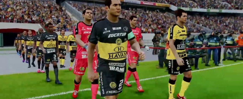Games: e-Paranaense começa com playoffs