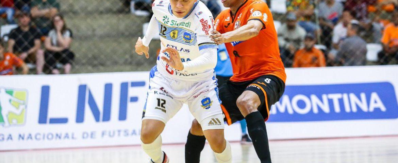 Futsal: pivô deixa o Pato e vai para o exterior