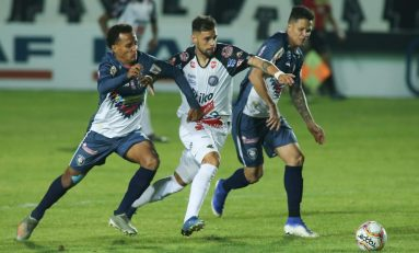 Futebol: Cianorte elimina o Operário em Ponta Grossa