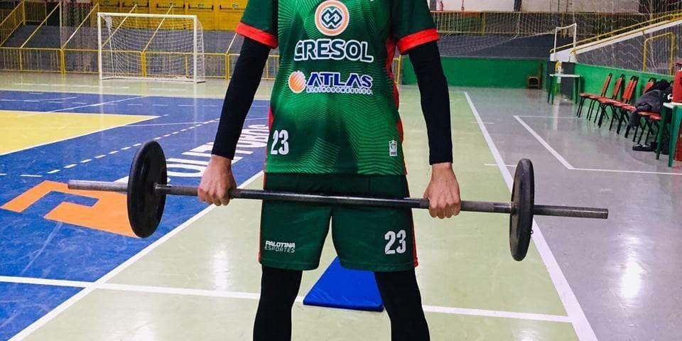 Futsal: Coronel retoma treinos presenciais