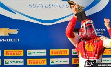 Stock Car: Ricardo Zonta é pole em Goiânia